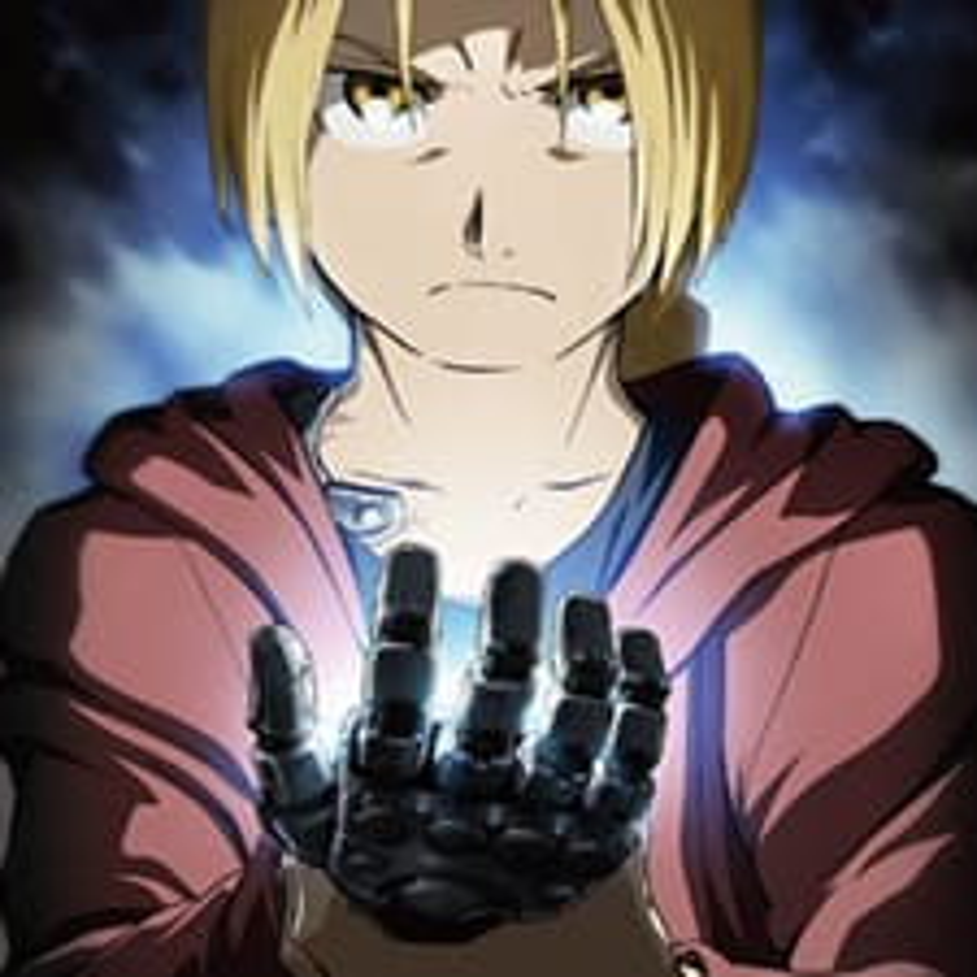 Fullmetal Alchemist Brotherhood Anime