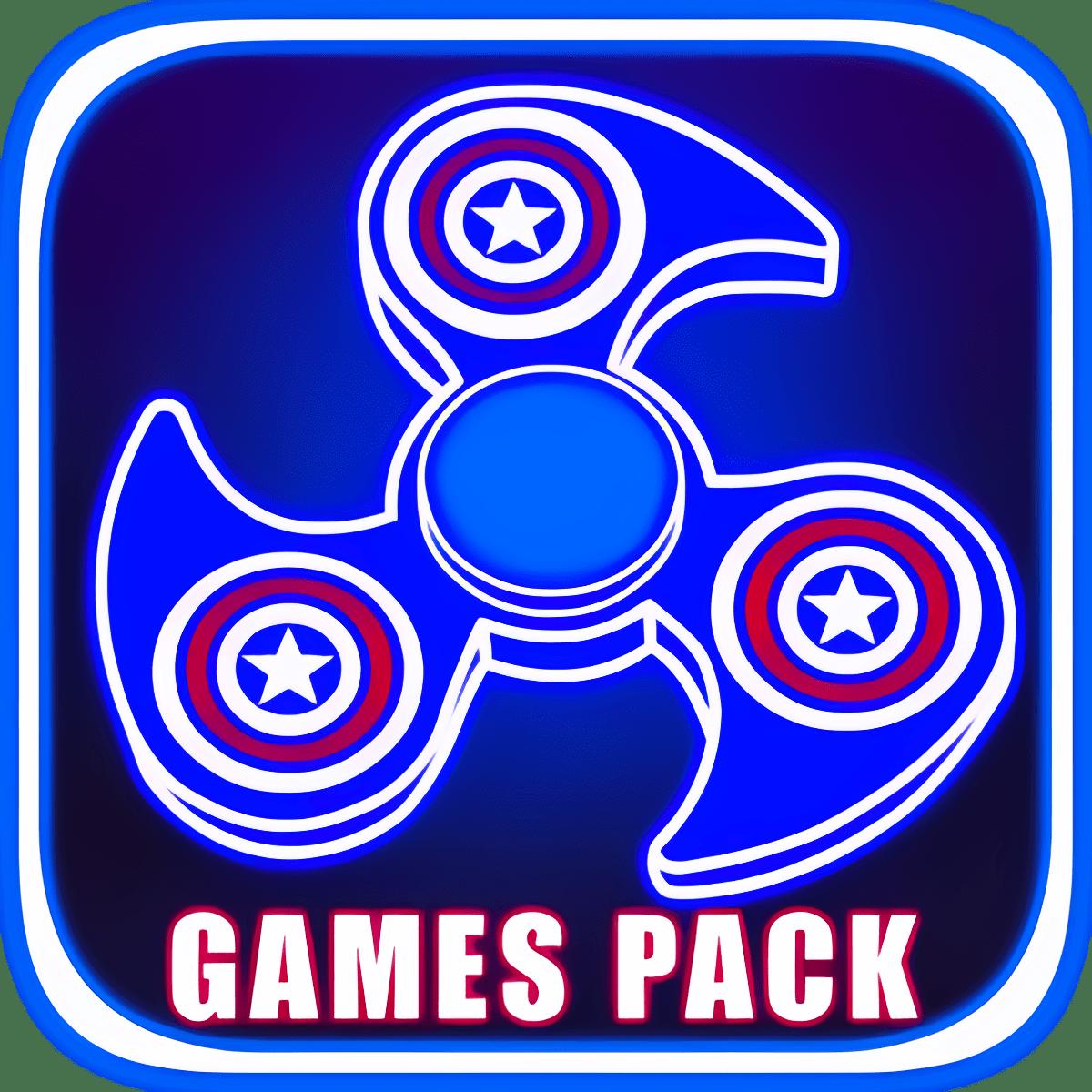 Fidget Spinner Games Pack 1.00