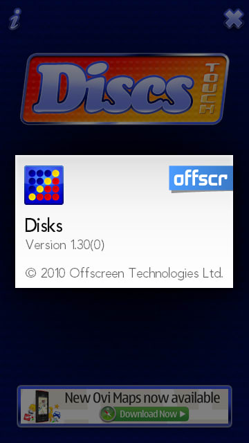 Disks Touch