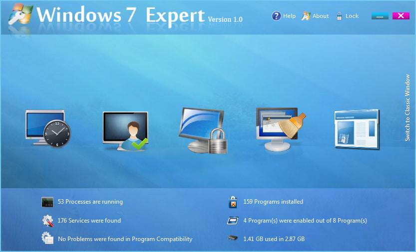 Windows 7 Expert