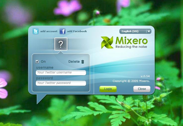 Mixero
