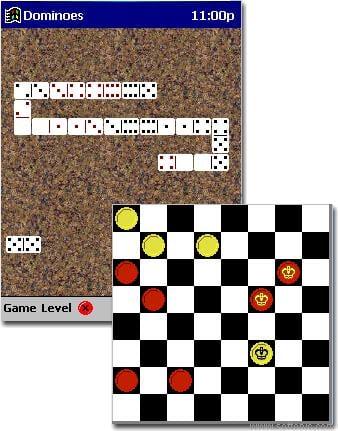 Dominoes & Checkers