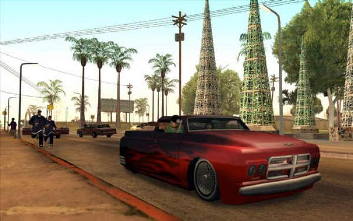 Grand Theft Auto: San Andreas - No More Hot Coffee Patch