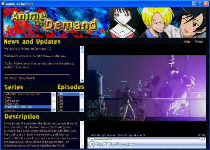 Anime On Demand