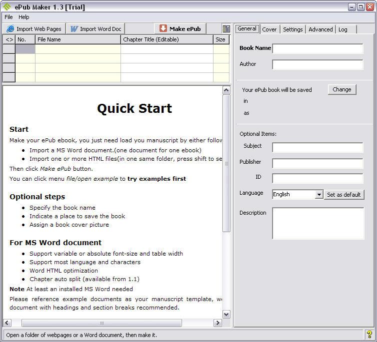 Epub reader for windows xp