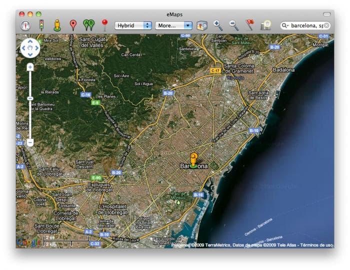 comment télécharger google earth sur un mac