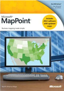 MapPoint 2011