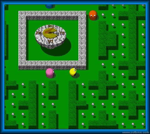 Chompster 3D - PacMan Returns!