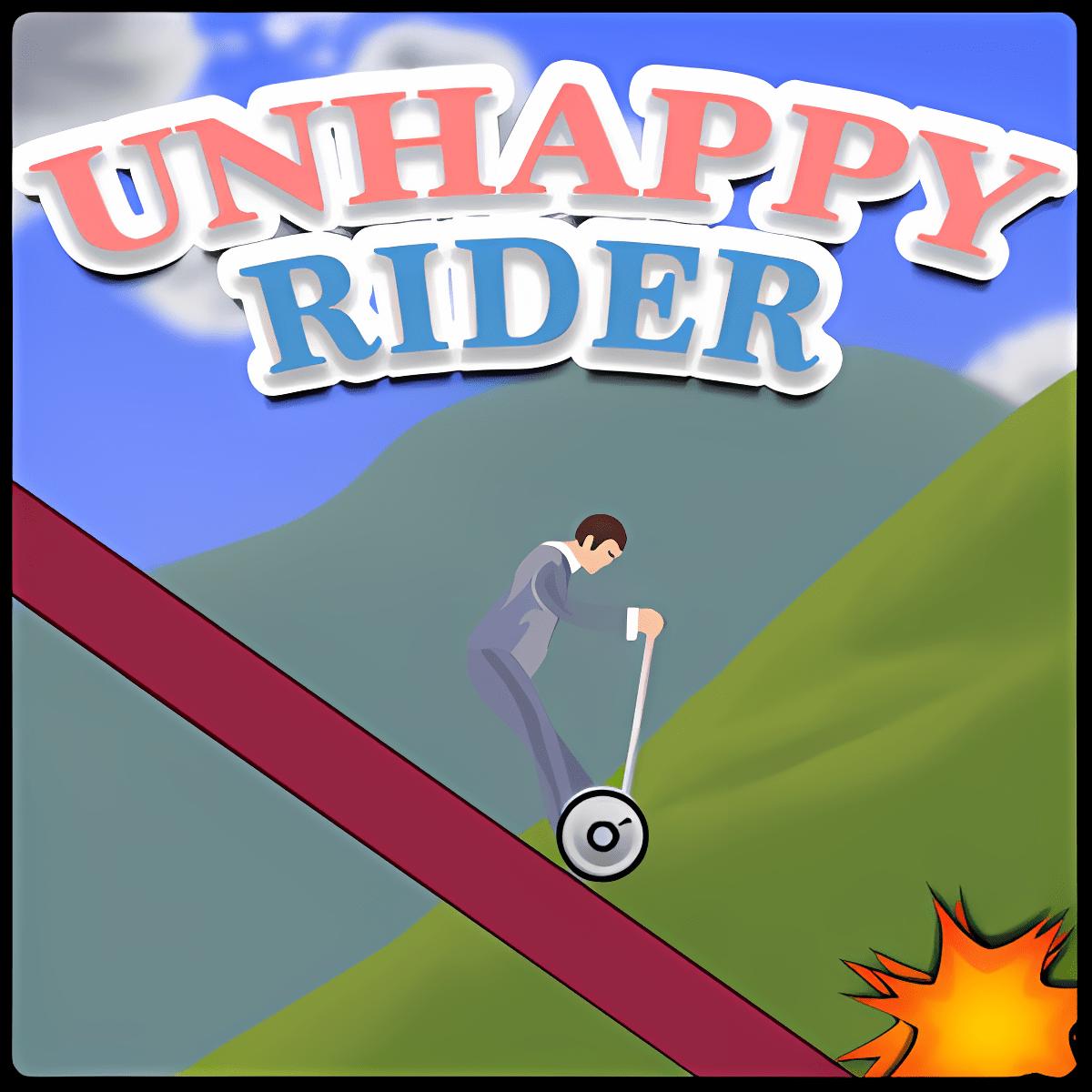 Unhappy Rider 1.1.2