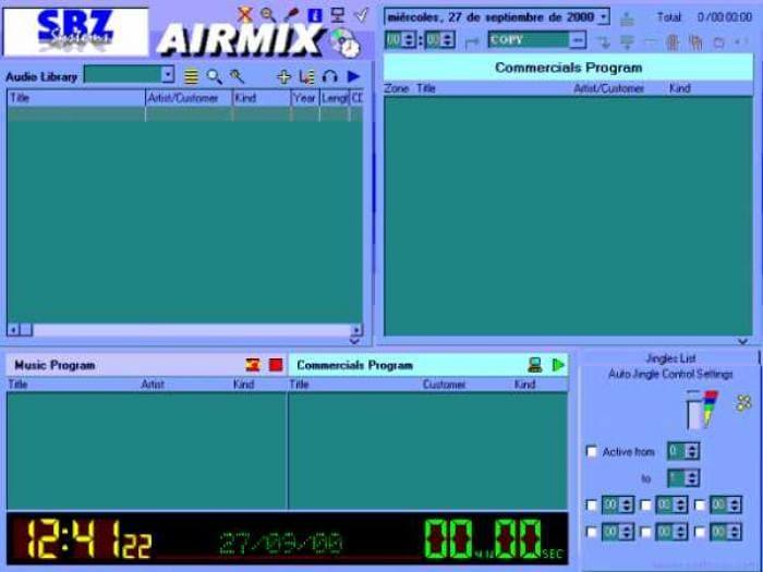 AIRMIX sound automation PRO