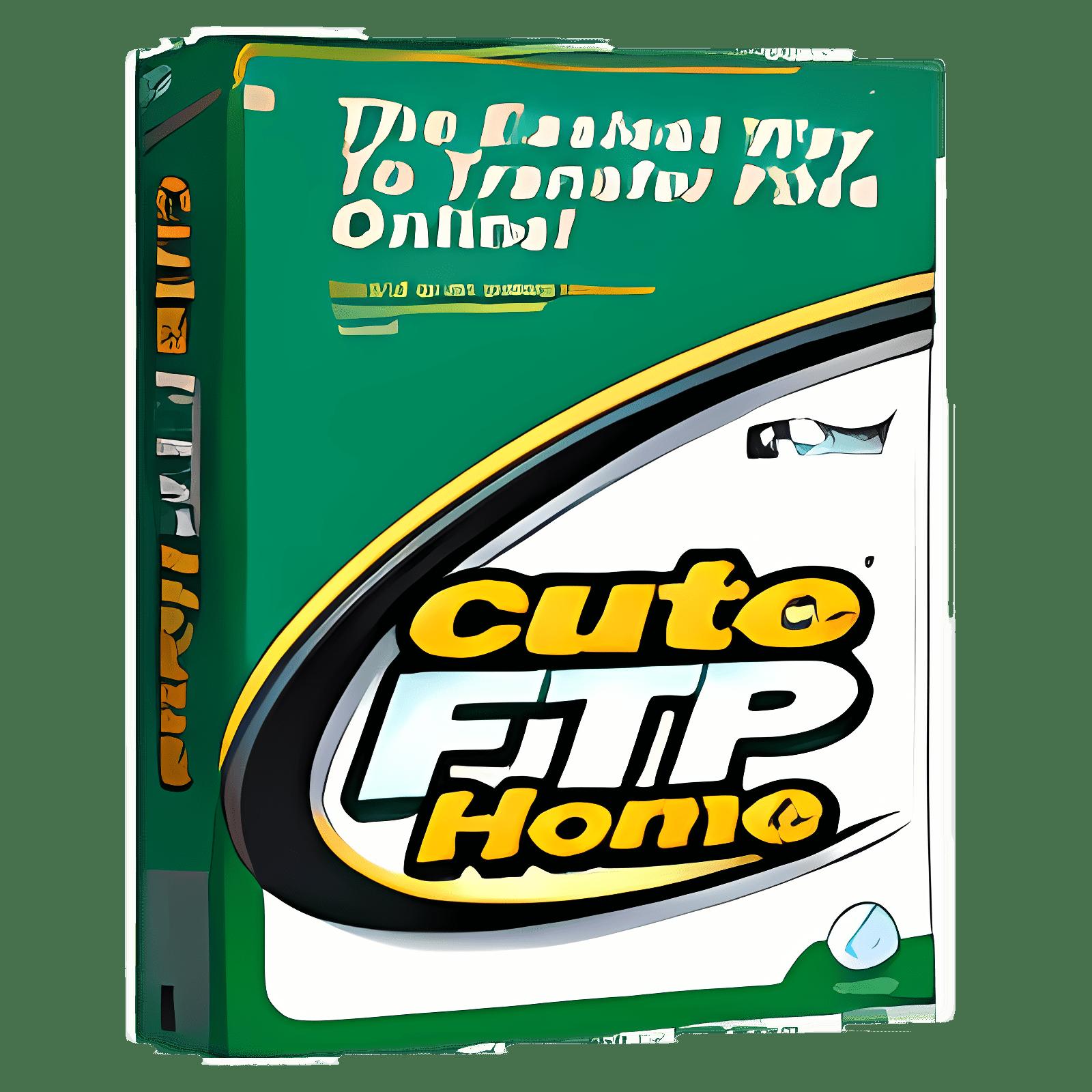 CuteFTP Home 8.3.4