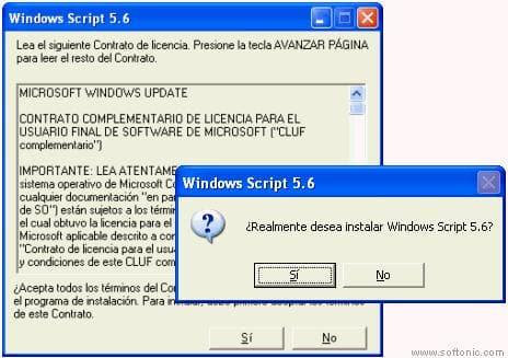 JScript 5.6 Security Patch