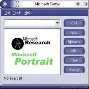Microsoft Portrait