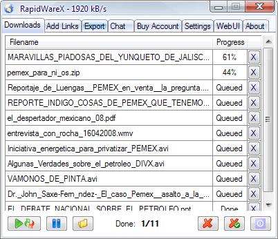 RapidWareX