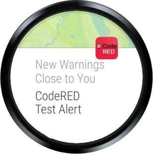 CodeRED Mobile Alert
