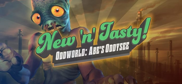 Oddworld: New 'N' Tasty varies-with-device