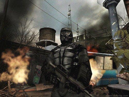 Devastation Multiplayer Demo