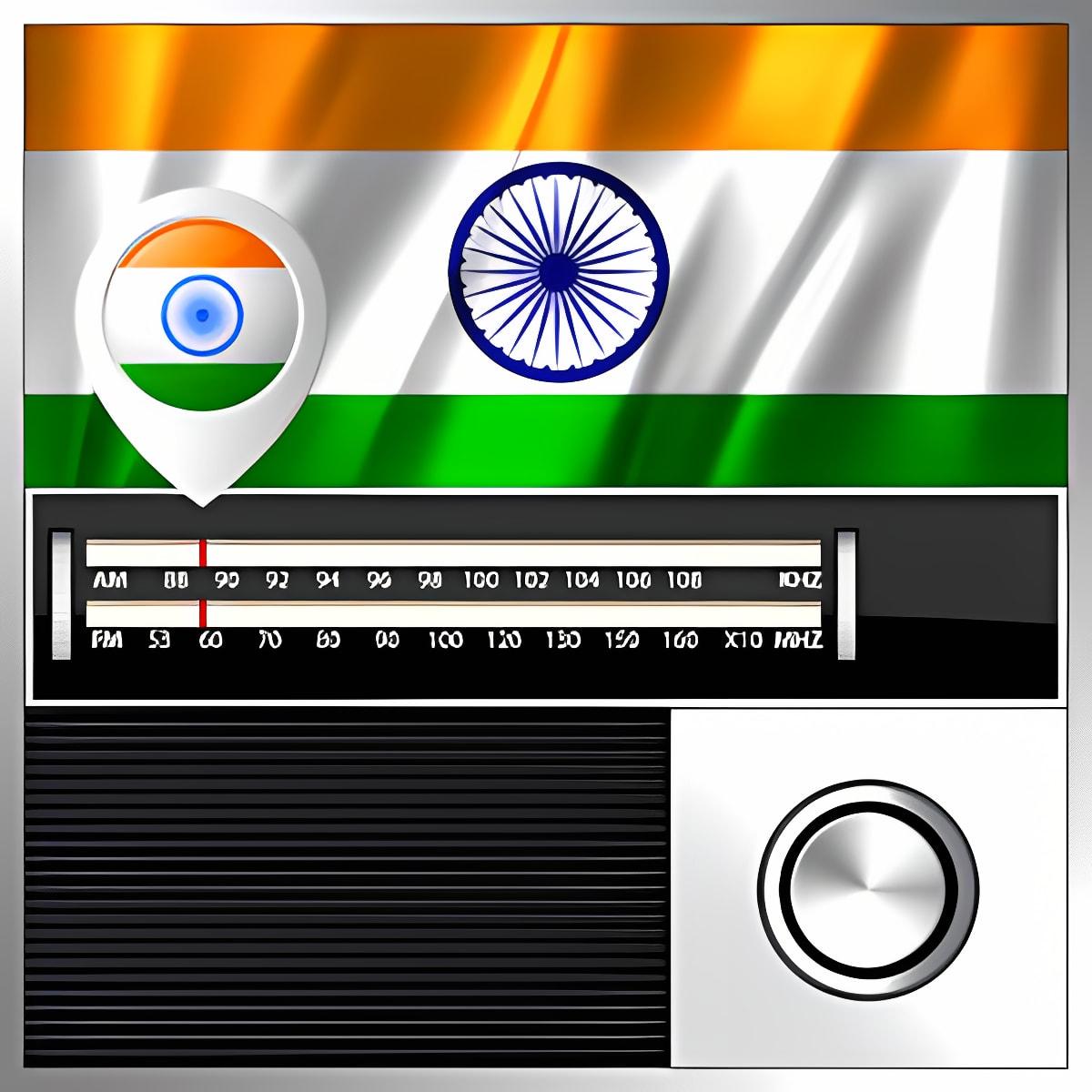 Indian Radio Stations