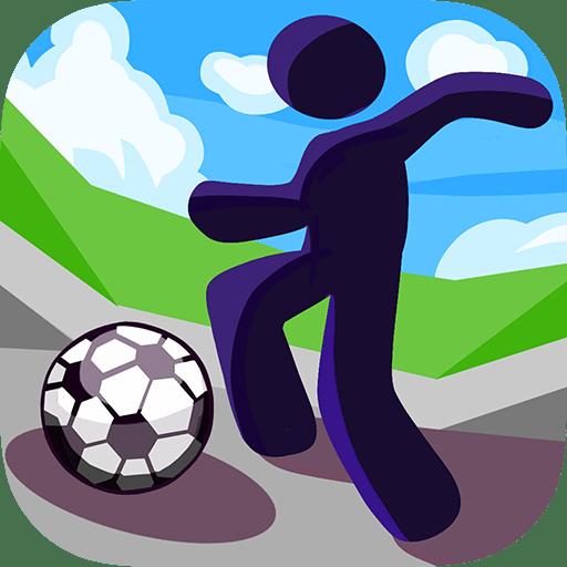 Ragdoll Soccer Run
