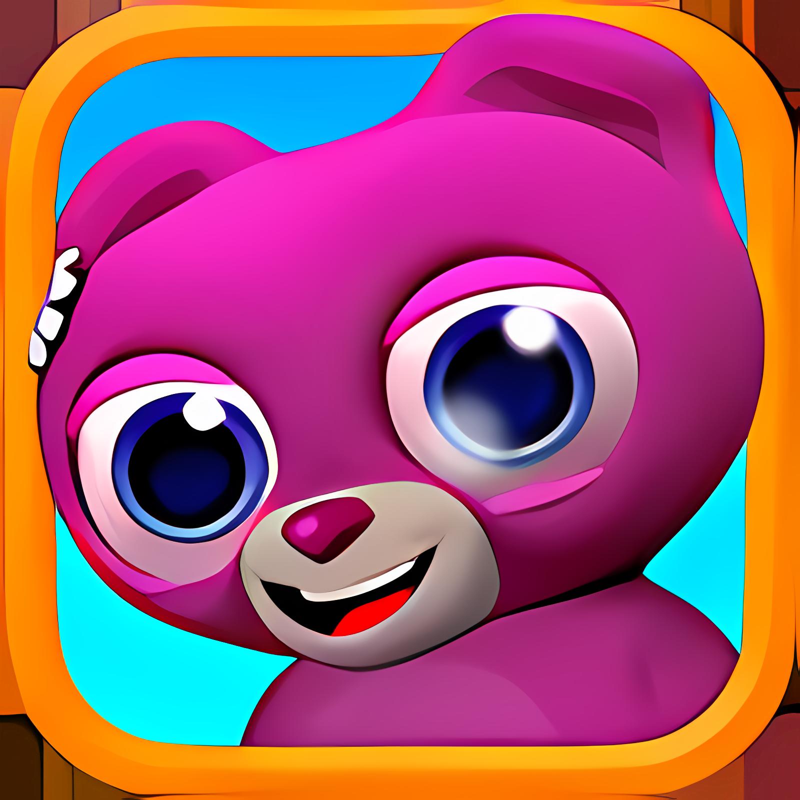 !Talking Baby Bear - Plush Bear Games FREE