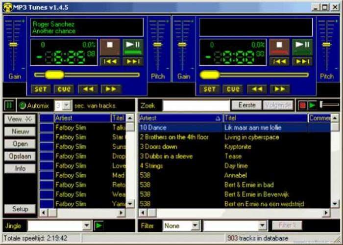 MP3 Tunes