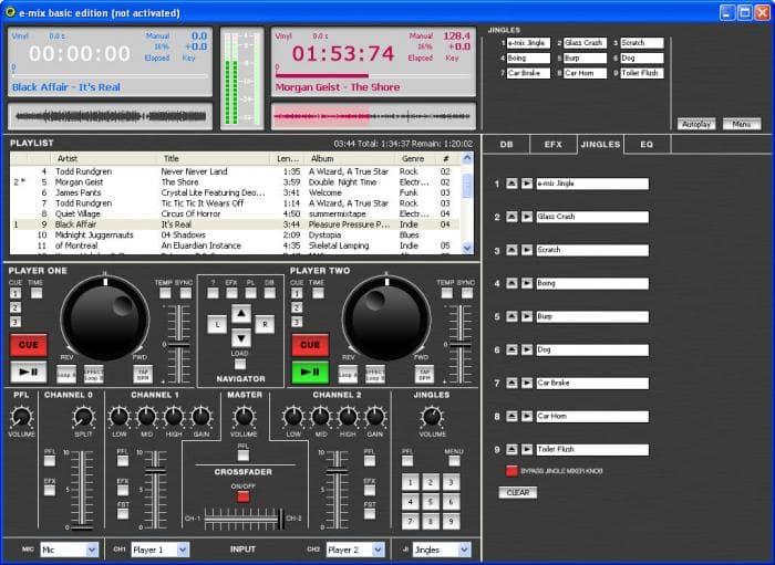 E-mix basic edition