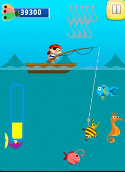 Corsair Trip - Fishing Pirate