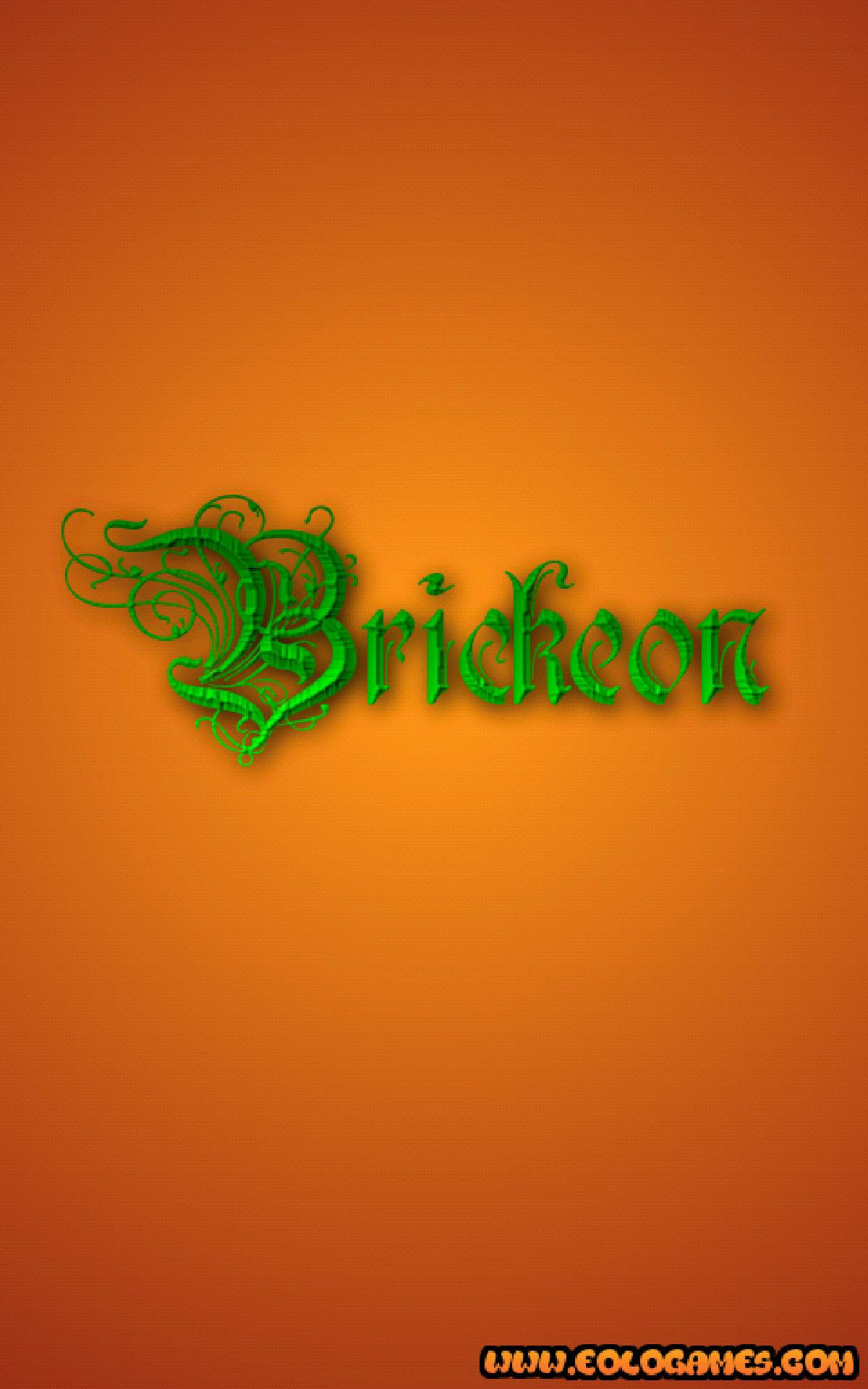 Brickeon - Brick Breaker Game