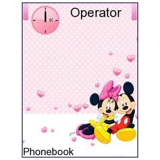 Mickey & Minnie Theme
