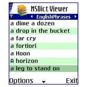 English-Spanish Phrases Dictionary