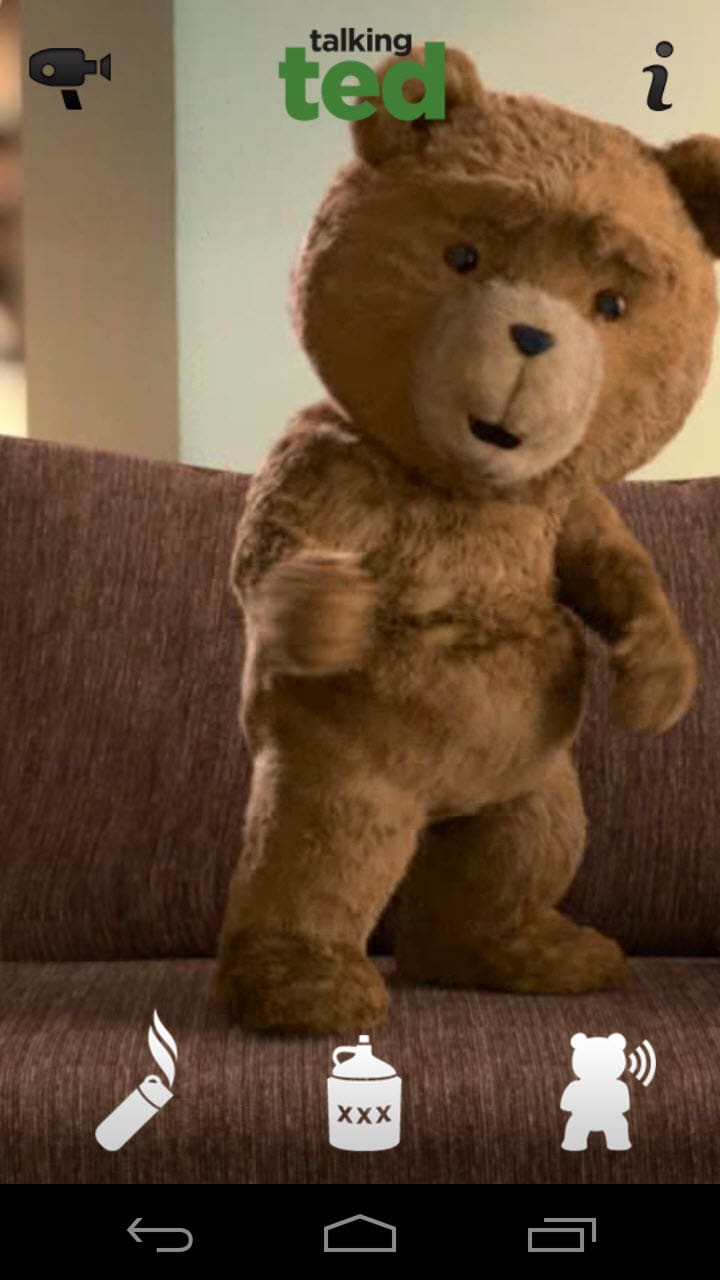 Talking Ted Lite