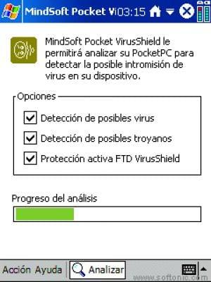 MindSoft Pocket VirusShield