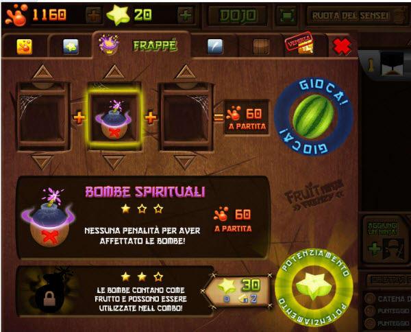 Fruit ninja gioco gratis