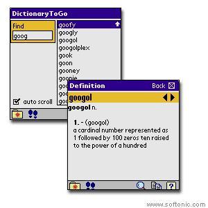 DictionaryToGo 2006