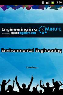 Environmental Engineering (I)