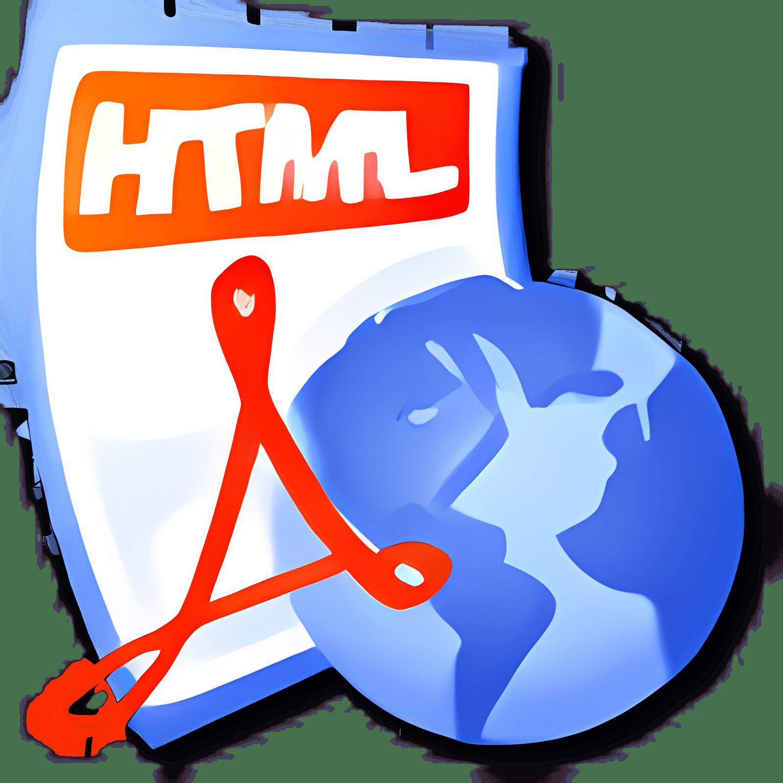 Amacsoft PDF to HTML for Mac