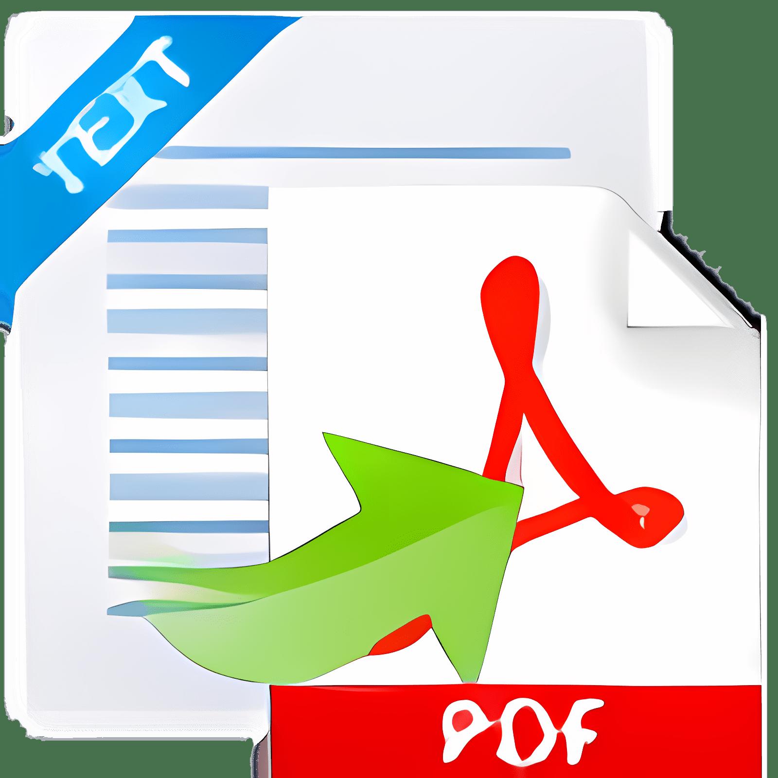 Amacsoft Text to PDF for Mac