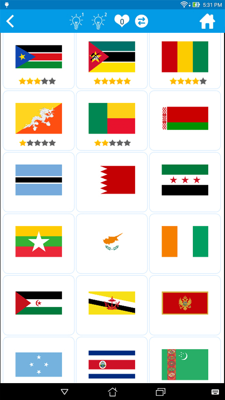 Loqo Quiz Country Flag Pro