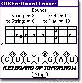 CDB Fretboard Trainer