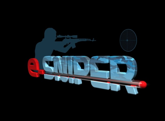 E-Sniper diana electronica
