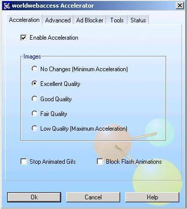 WorldWebAccess Accelerator