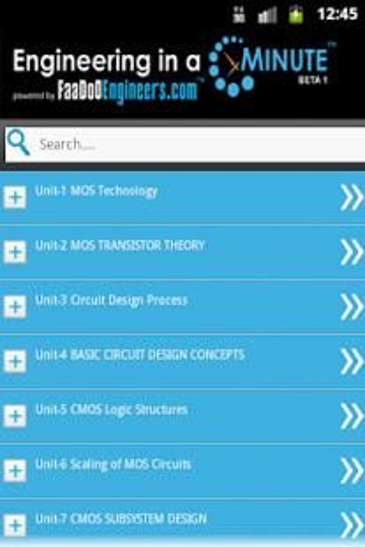 MOS ICs & Technology-1