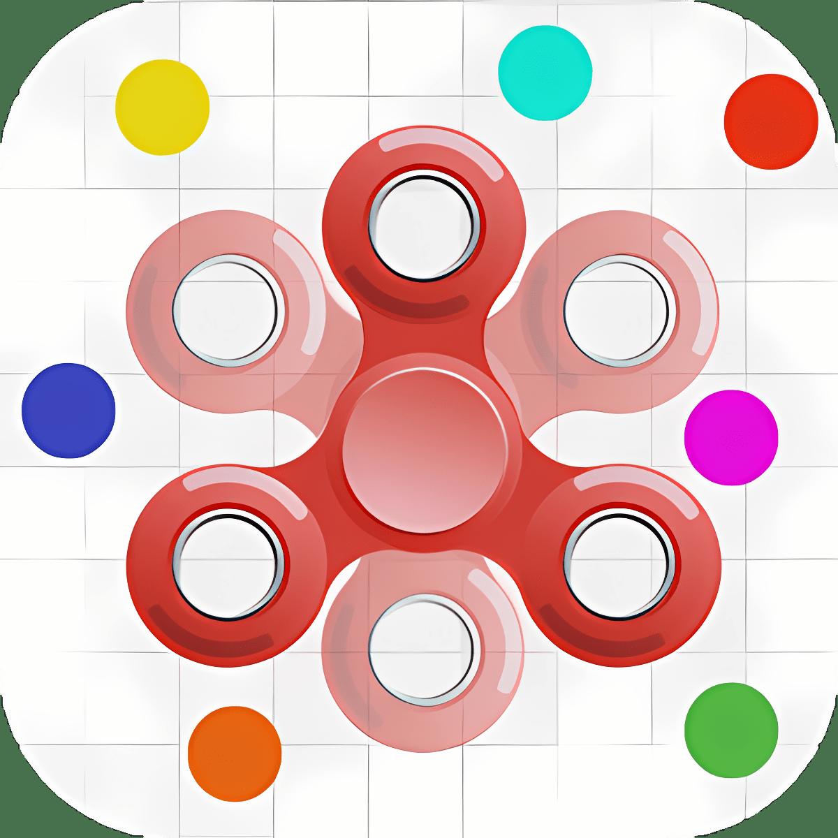 Fidget spinz.io 1.0