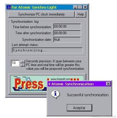 For Atomic Synchro Light