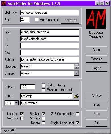 AutoMailer
