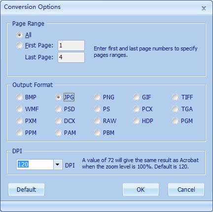 PDF To JPEG Pro