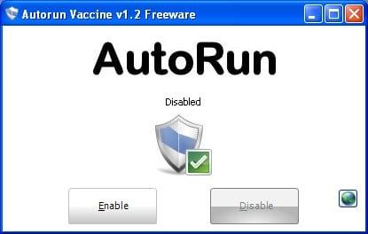AutoRun Vaccine
