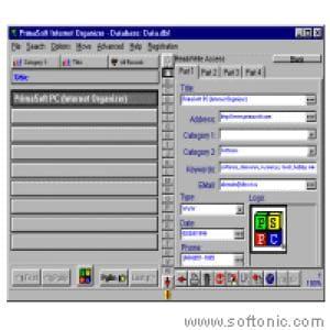 Internet Organizer