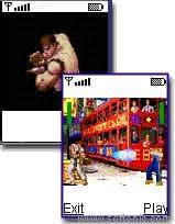 Midp Street Fighter