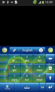 Infinito Keyboard Theme